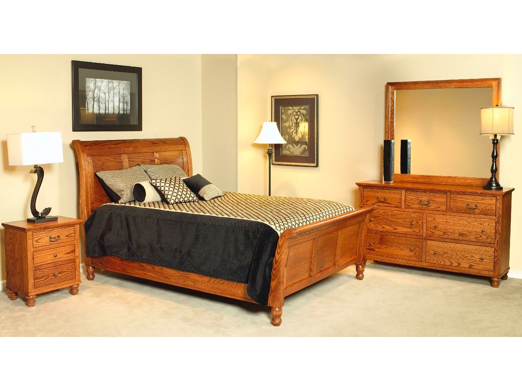 Yutzy woodworking bedroom wrightsville bed 48124 whitley for Bedroom furniture raleigh nc