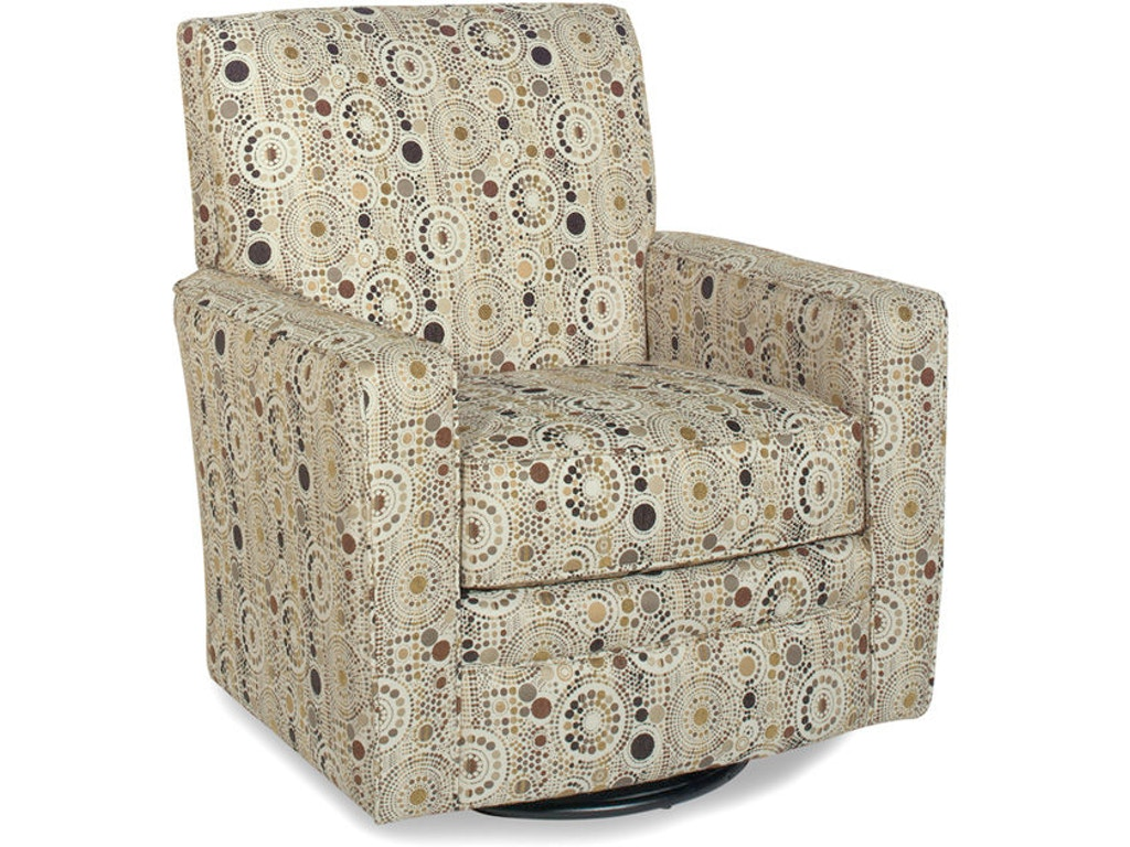 Craftmaster Living Room Swivel Glider Chair 004910SG ...