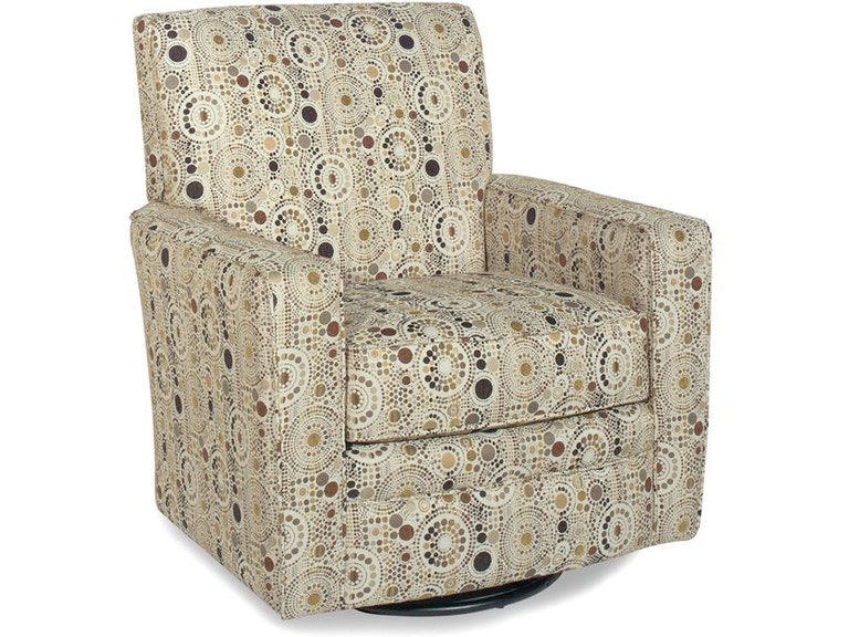 Craftmaster Living Room Swivel Glider Chair 004910sg At Swann S Furniture