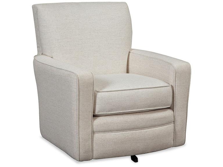 mesmerizing swivel chairs living room furniture | Hickory Craft Living Room Swivel Chair 005010SC - Grace ...