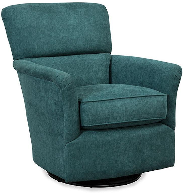Craftmaster Living Room Swivel Glider Chair 005110SG ...