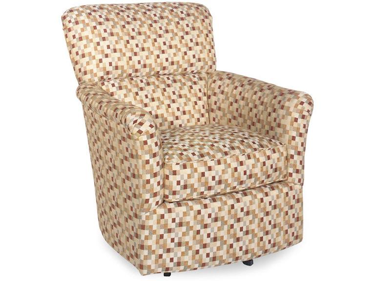 Craftmaster Living Room Swivel Chair 005210SC - CraftMaster ...