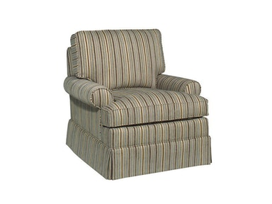 Jacob Matthew Designs Swivel Glider Chair 015510SG