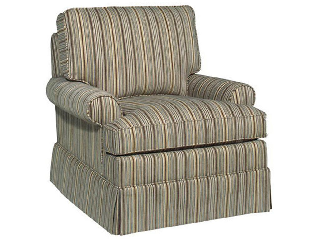 Craftmaster Living Room Swivel Glider Chair 015510sg