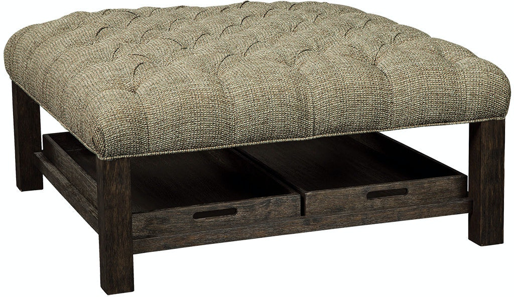 Craftmaster Living Room Ottoman 024300 Carol House Furniture