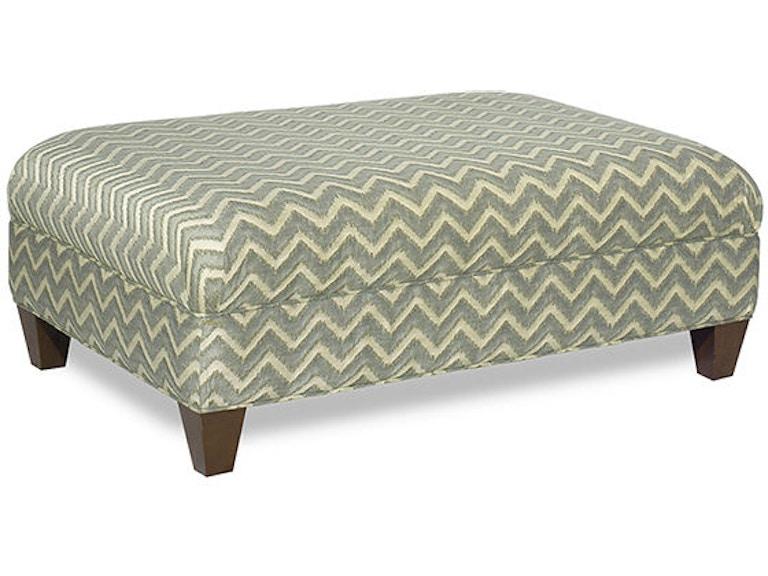 Craftmaster Living Room Ottoman 052200 Good S Furniture