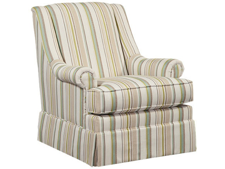 Craftmaster Living Room Swivel Glider Chair 052810sg At Claussens Furniture