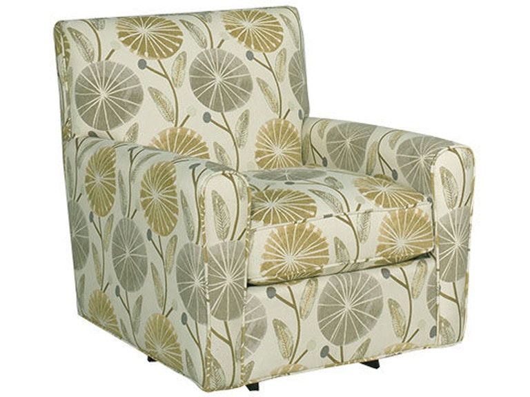 Craftmaster Living Room Swivel Chair 059110sc