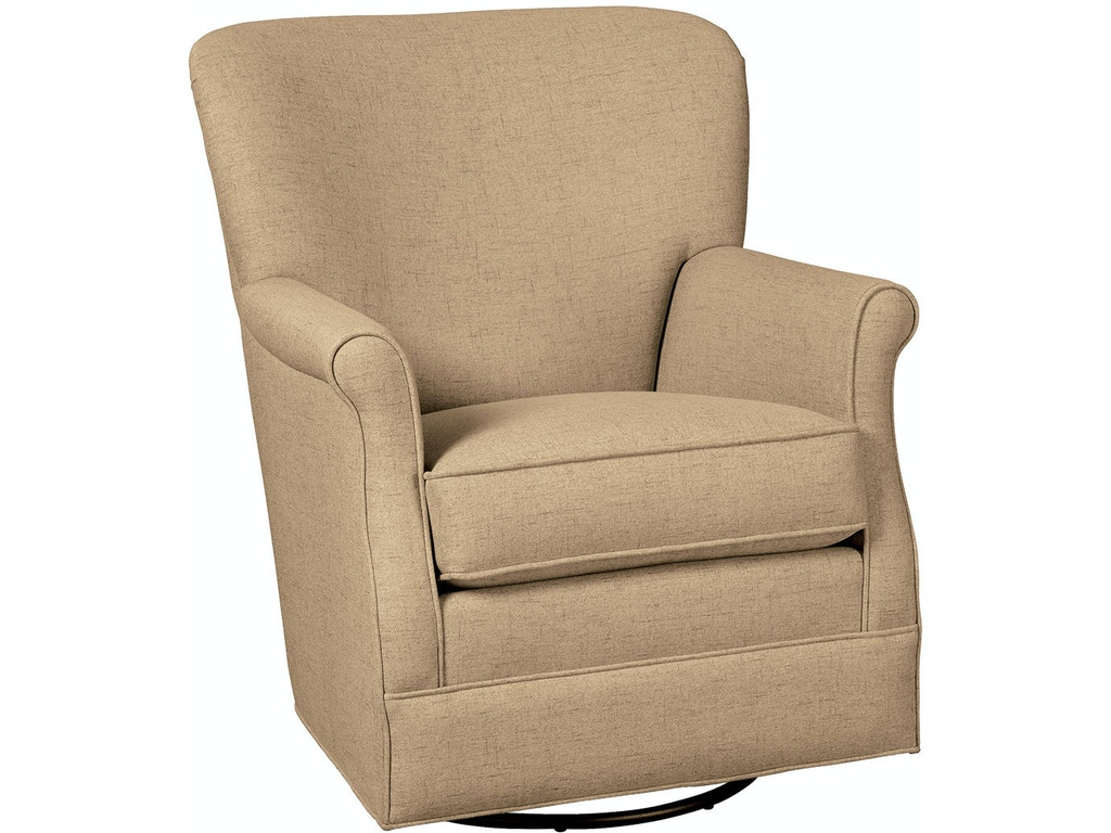 Craftmaster Living Room Swivel Glider Chair 075110SG ...