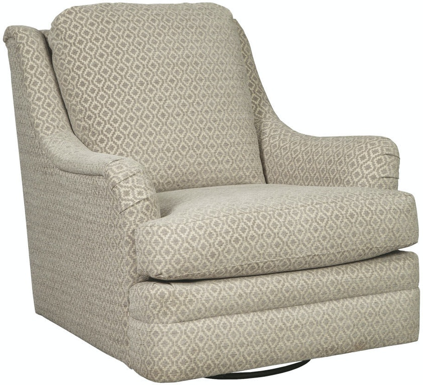 Craftmaster Living Room Swivel Glider