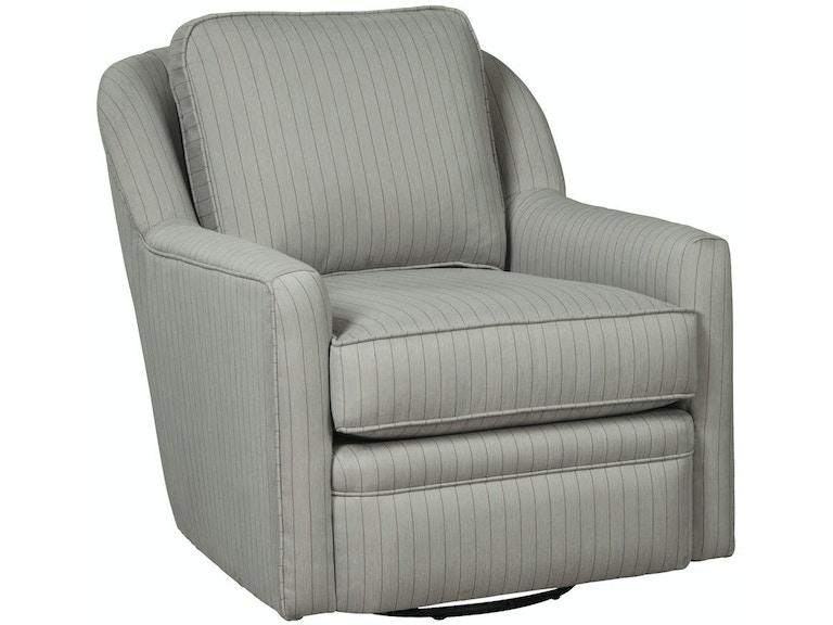 Craftmaster Living Room Swivel Glider 48SG Watts Furniture New Comfort Furniture Galleries Style