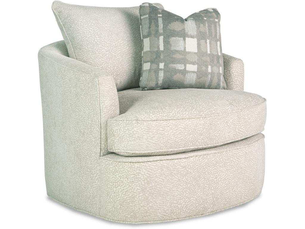 Cozy Life Living Room Swivel Chair 085710BDSC