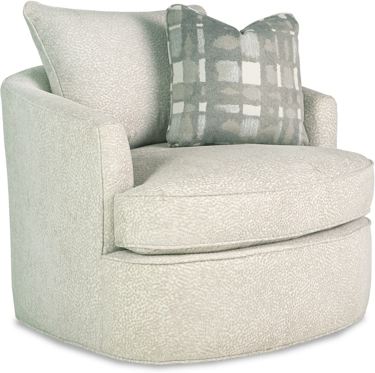 Sensational Craftmaster Living Room Swivel Chair 085710Bdsc Theyellowbook Wood Chair Design Ideas Theyellowbookinfo