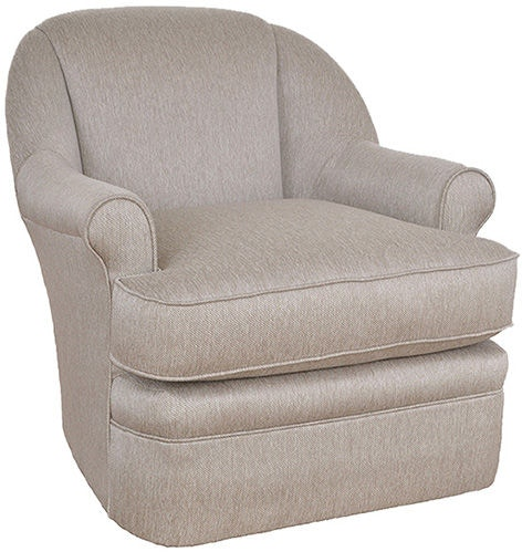 living room swivel chairs hickorycraft living room swivel chair 087010sc 12202