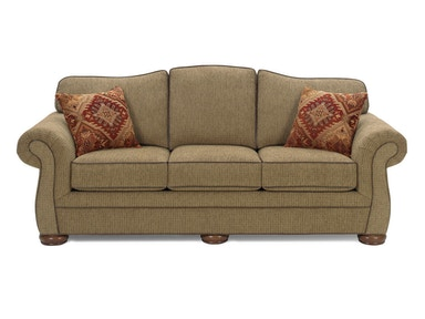 Craftmaster Three Cushion Sofa 2670