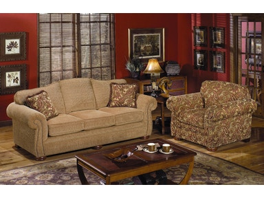 Craftmaster Sleeper Sofa 2675 68