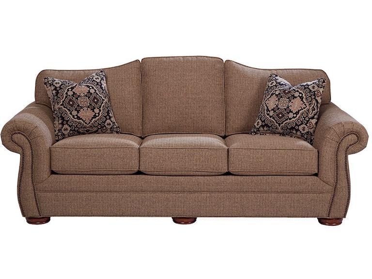 Craftmaster Sleeper Sofa 268550 68