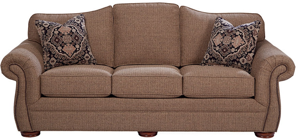 Craftmaster Sofa 268550 Sleeper Also Available