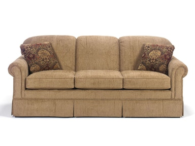 Craftmaster Three Cushion Sofa 4200
