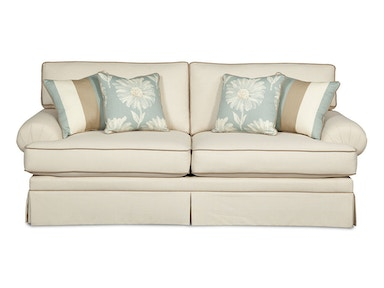 Craftmaster Two Cushion Sofa 4550
