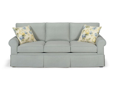 Craftmaster Three Cushion Sofa 4665