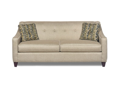 Craftmaster Two Cushion Sofa 706950