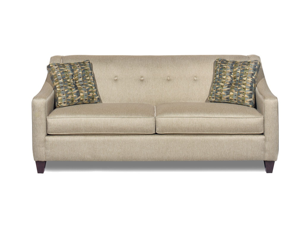 Craftmaster Two Cushion Sofa 706950