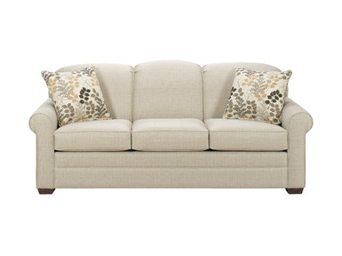 Craftmaster Three Cushion Sofa 718550-68
