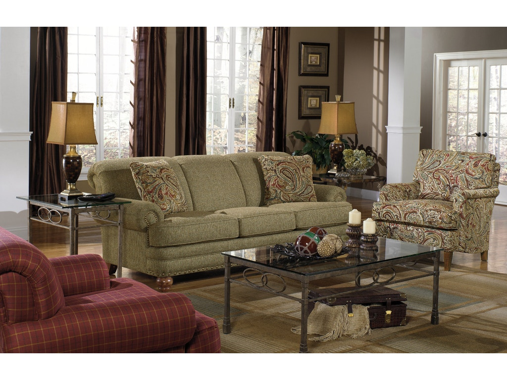 Craftmaster Living Room Sofa 728150 Craftmaster