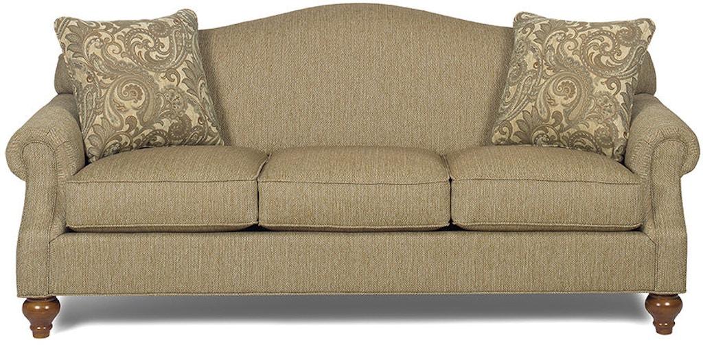 Craftmaster Living Room Sofa 728350 - Kaplans Furniture ...