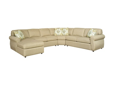 Craftmaster Sectional 7301-Sect