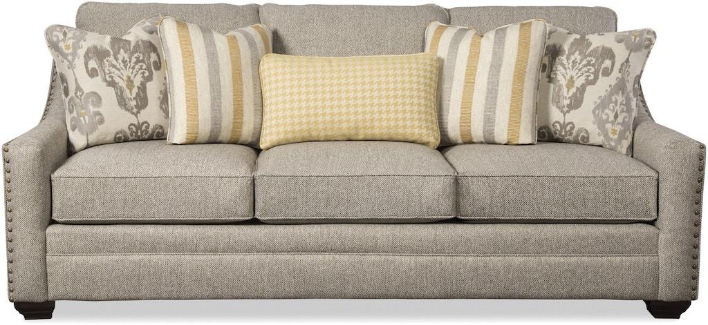 Craftmaster Living Room Sofa 733650 Craftmaster