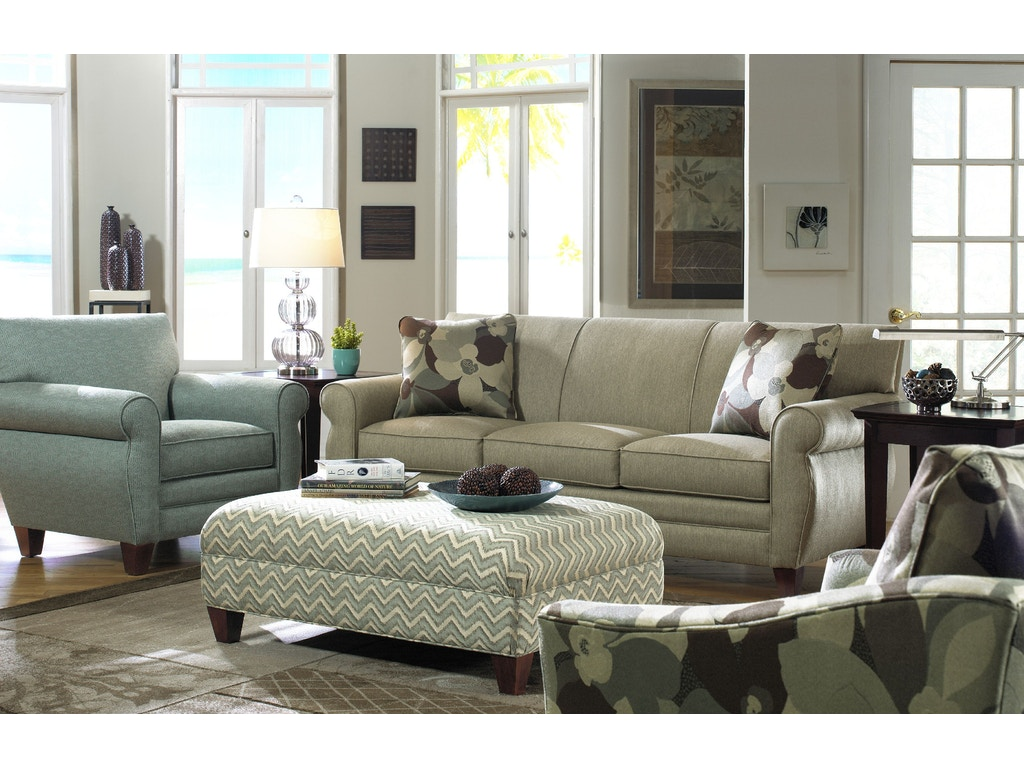 Craftmaster Living Room Sofa 738850 Craftmaster