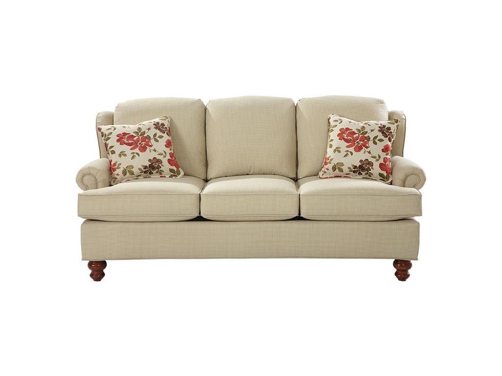 Craftmaster Living Room Sleeper Sofa 74025060 Sleeper CraftMaster