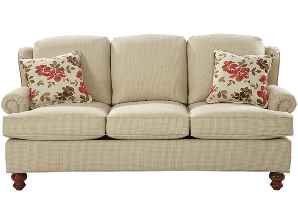 Craftmaster Living Room Sofa 740250 Carol House Furniture Maryland Heights And Valley Park Mo