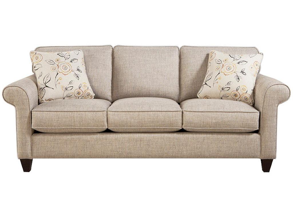 Craftmaster Living Room Sofa 742150 Seaside Furniture