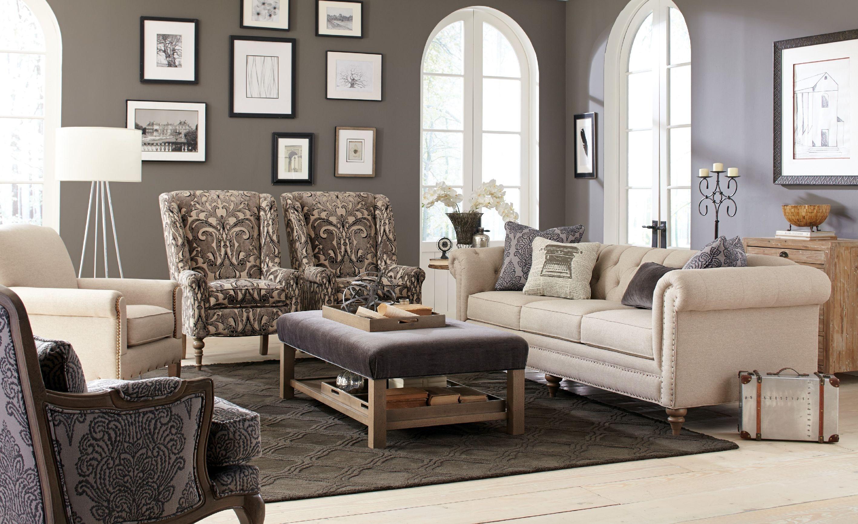 Charming Craftmaster Sofa 743254