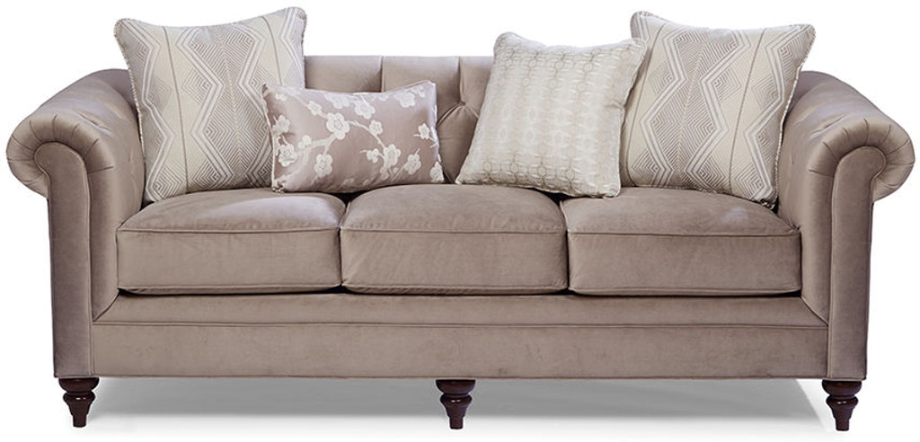 Craftmaster Living Room Sofa 743350 Stacy Furniture