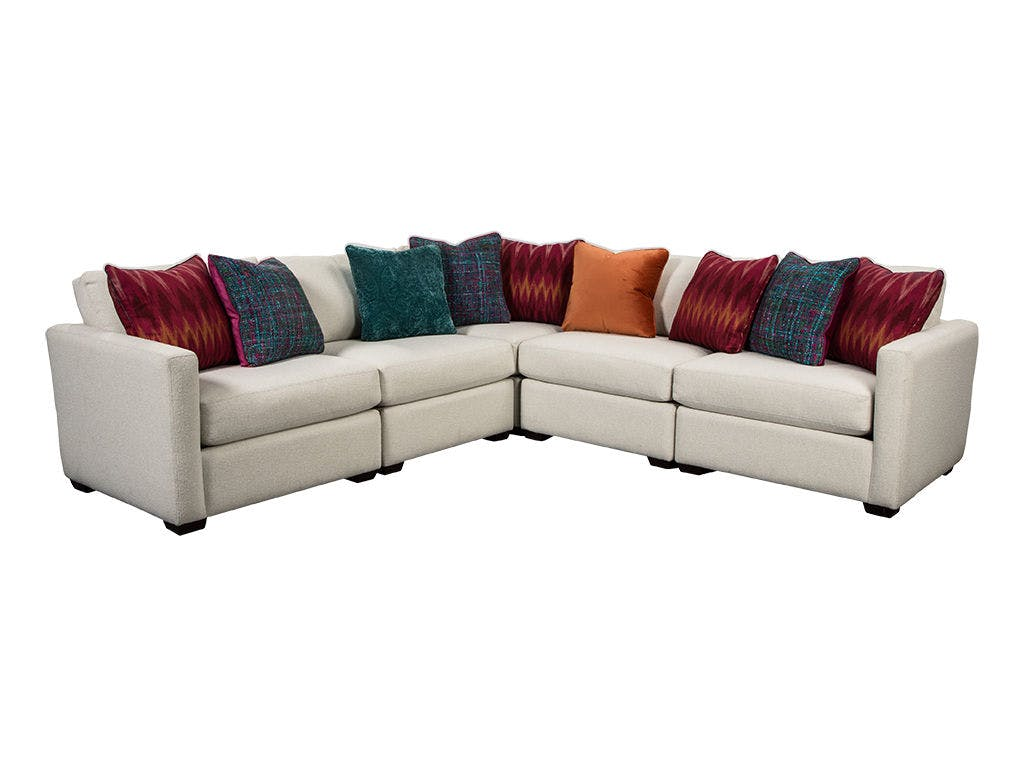 Cozy Life Living Room Sectional 7511 Sect