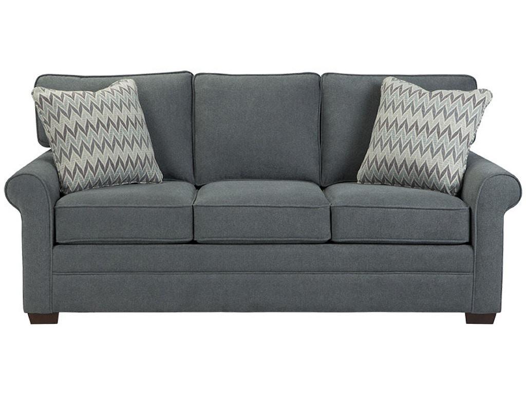 Craftmaster Living Room Sleeper Sofa 752350 68 Carol