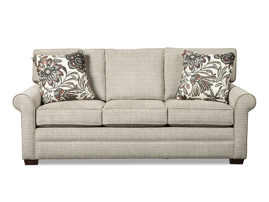 Craftmaster living room sofa 752350 wholesale furniture cookeville tn Badcock home furniture more cookeville tn