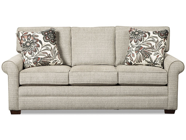 Hickory Craft Living Room Sofa 752350 Grace Furniture