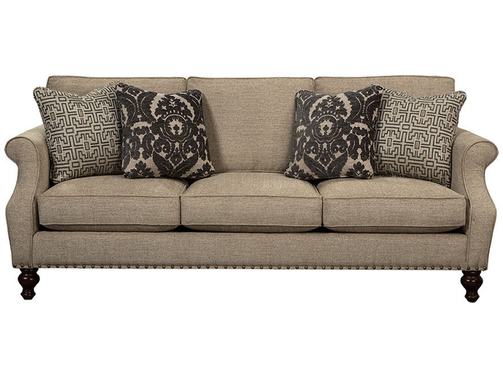 Craftmaster Living Room Sofa 753250 Seaside Furniture