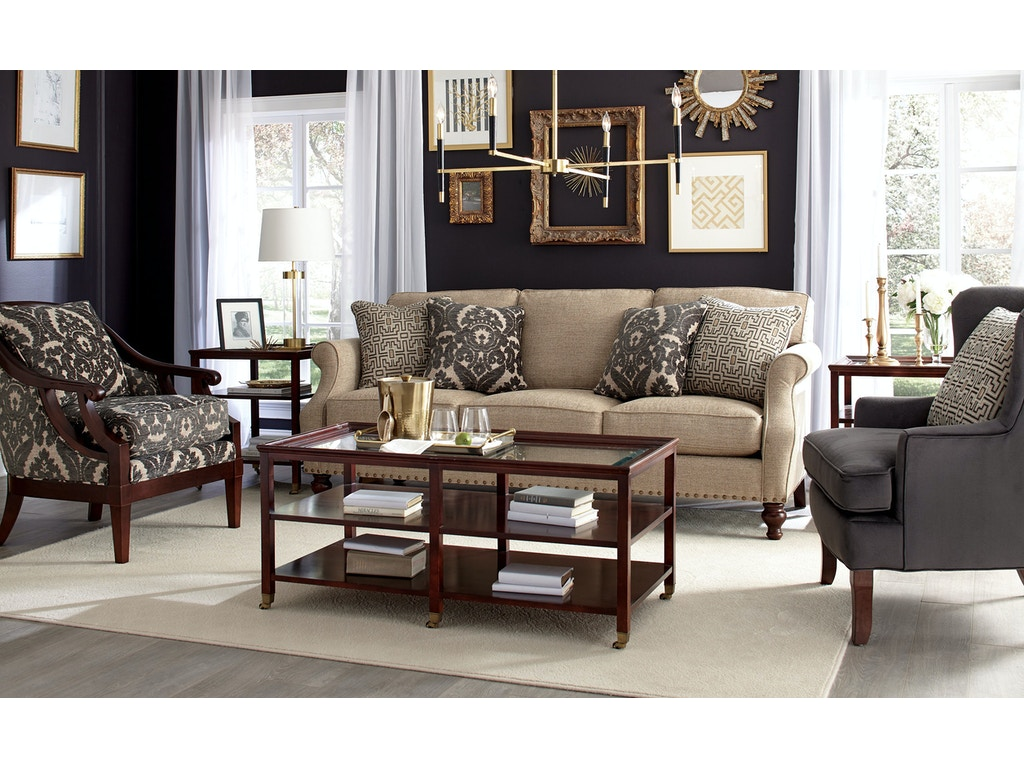 Craftmaster Living Room Sofa 753250 Kiser Furniture