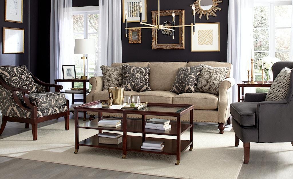 Craftmaster Living Room Sofa Tyndall Furniture