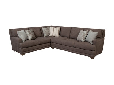 Craftmaster Sectional 7536-Sect