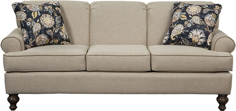 Craftmaster Living Room Sofa 754850 Brashears Branson