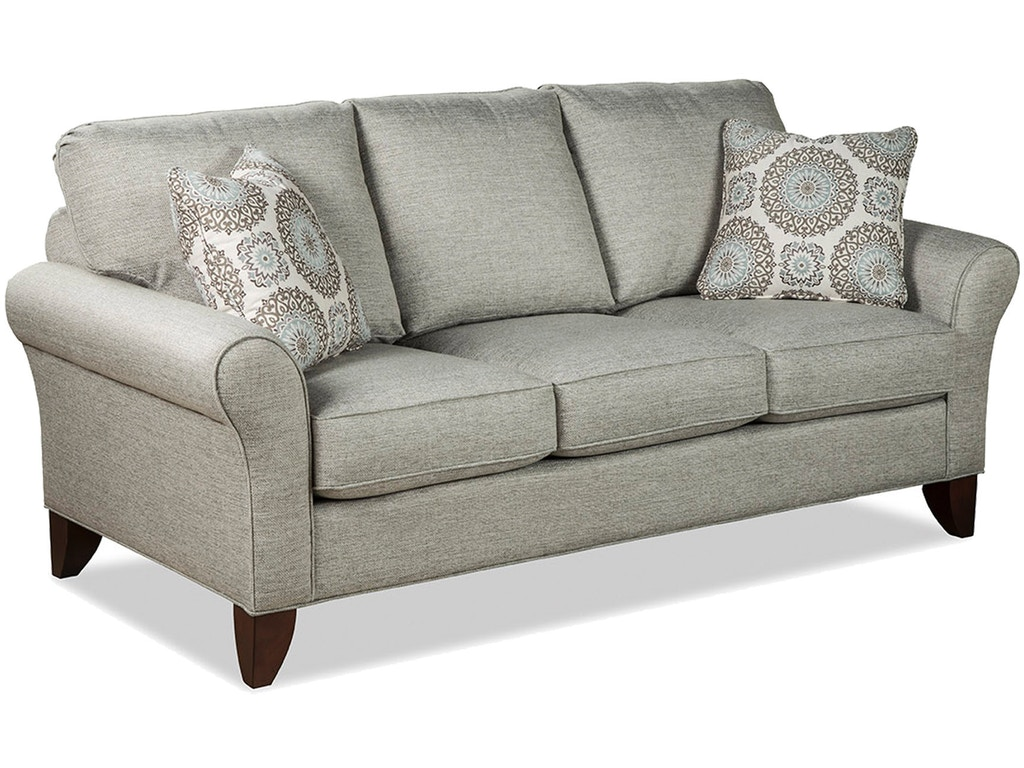 Craftmaster living room sofa 755150 wholesale furniture for Furniture wholesale
