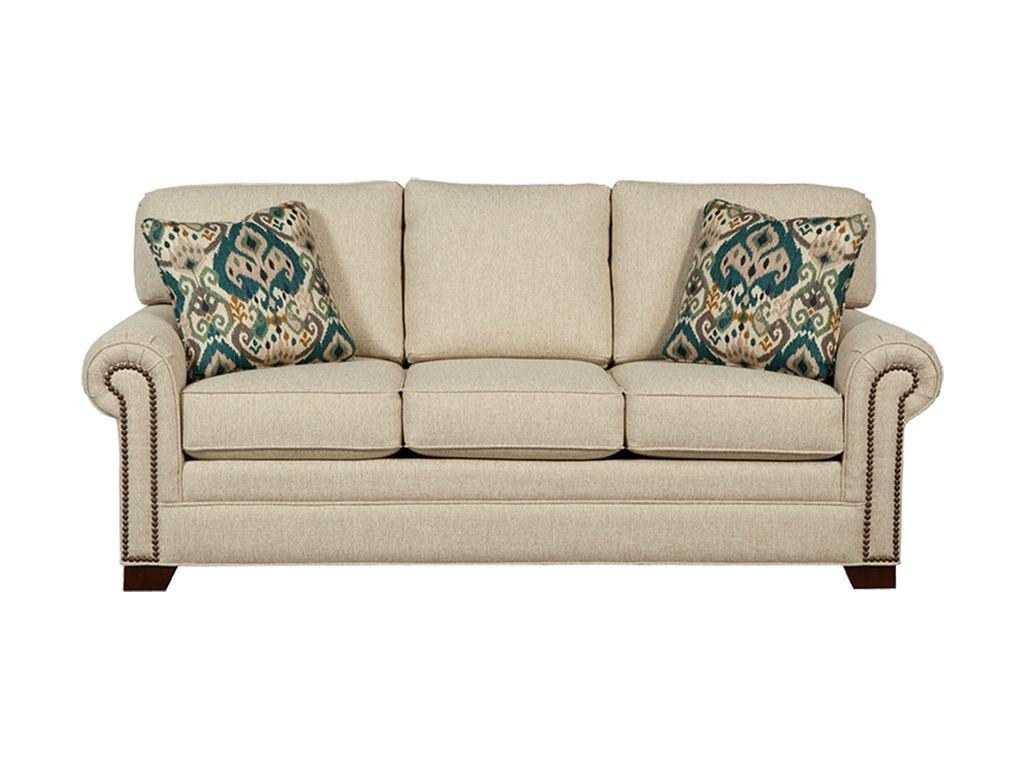 Craftmaster Living Room Sleeper Sofa 75655068 Sleeper CraftMaster