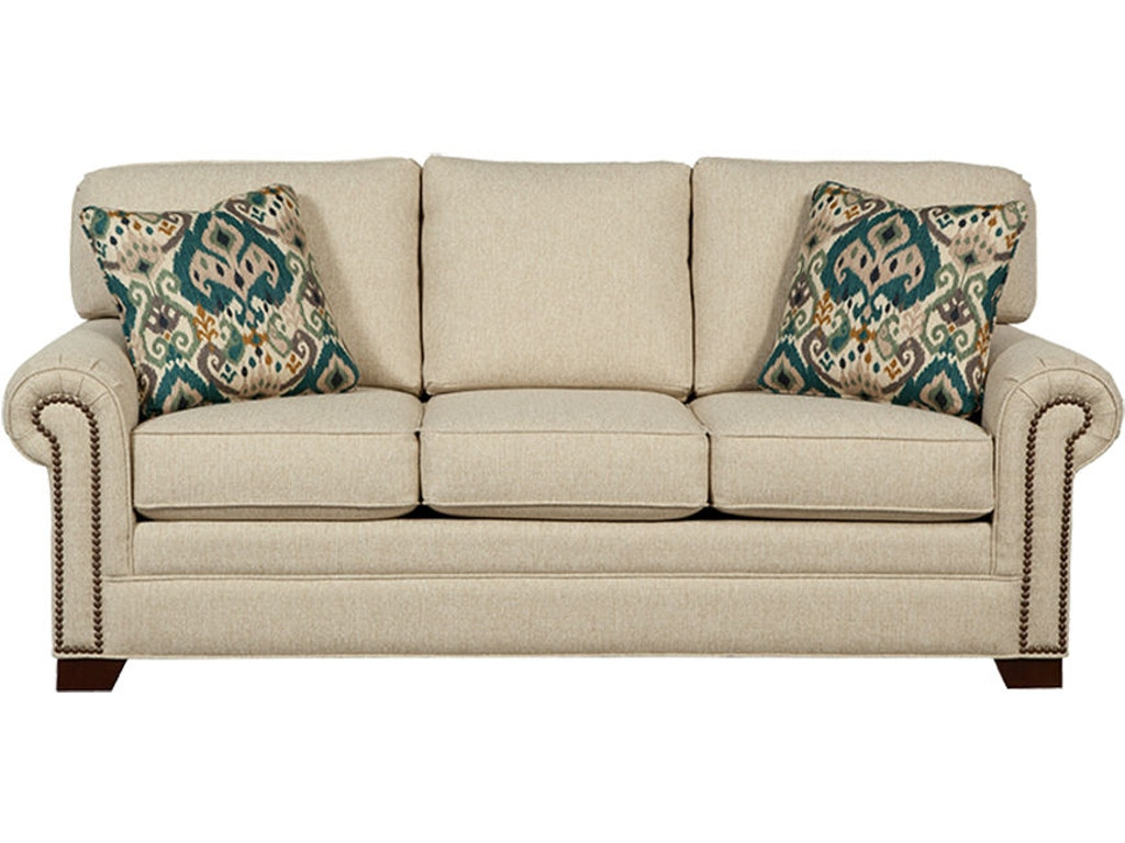 Craftmaster Living Room Sofa 756550 Seaside Furniture